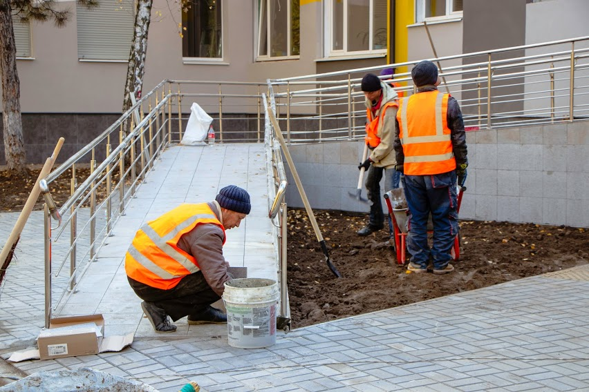 В Днепре на финальном этапе реконструкция местного управления социальной защиты