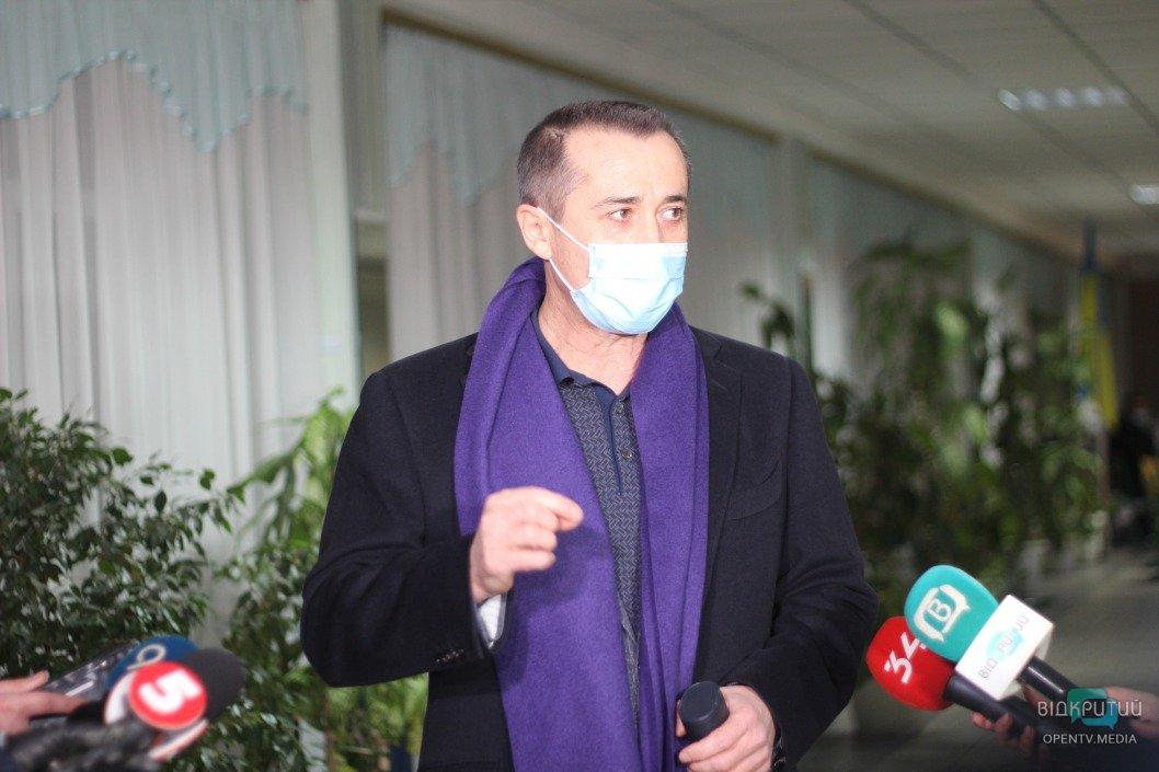 Выборы в Днепре: как и за что голосовал Загид Краснов (ФОТО)