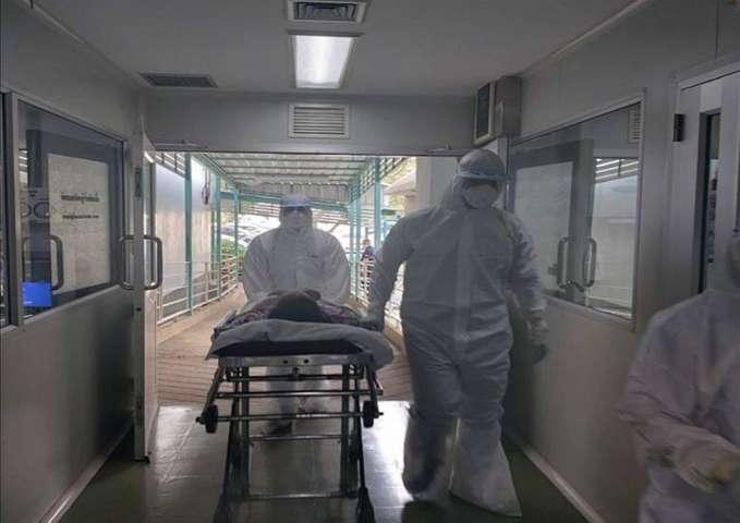 Сколько больных коронавирусом сейчас находятся в больницах