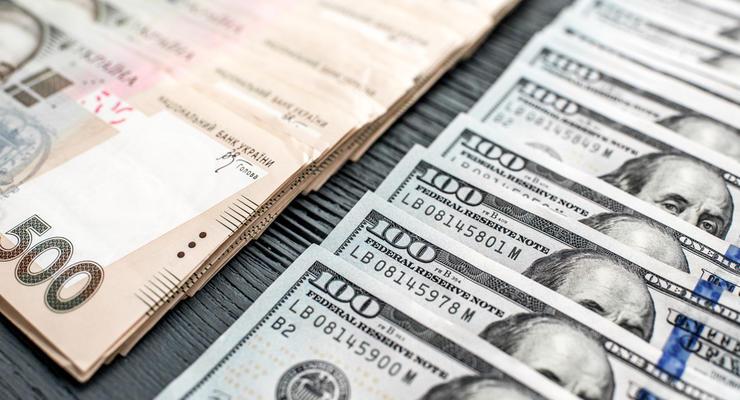 Актуальный курс валют на 26 ноября