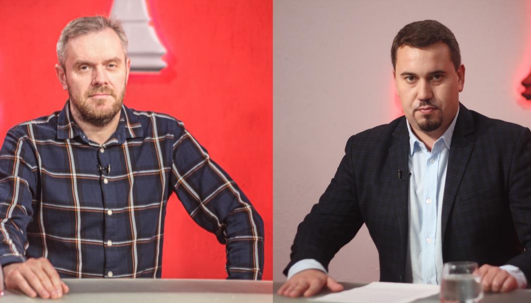 Виктор Пащенко: о выборах в Днепре и конституционном кризисе в Украине