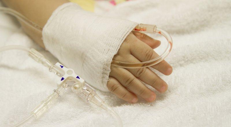 В Днепре провели сложную операцию по пересадке кожи 4-летнему ребенку