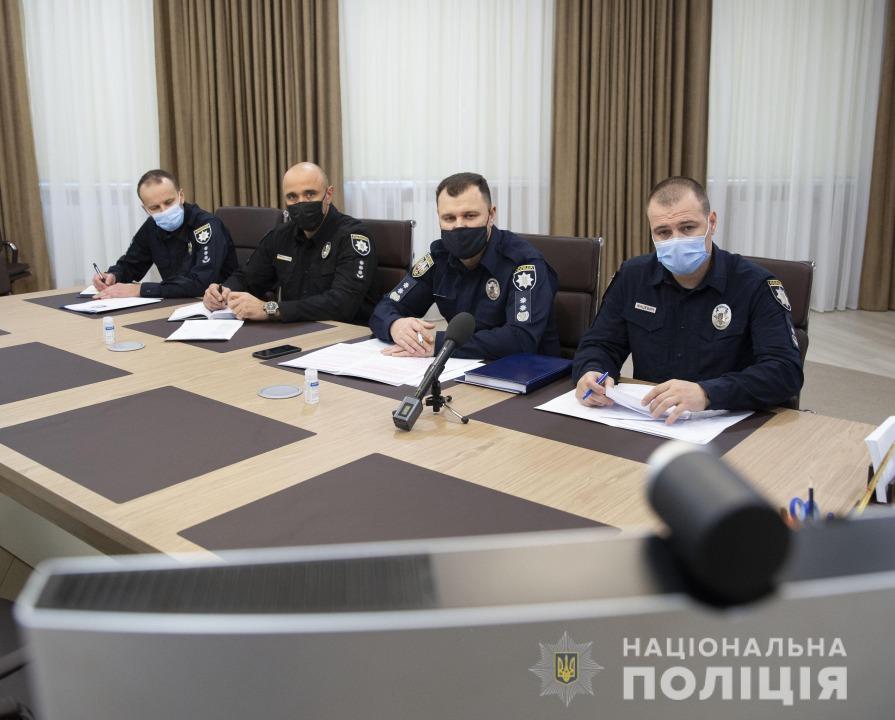 В Днепре полицейские будут контролировать соблюдение карантина выходного дня