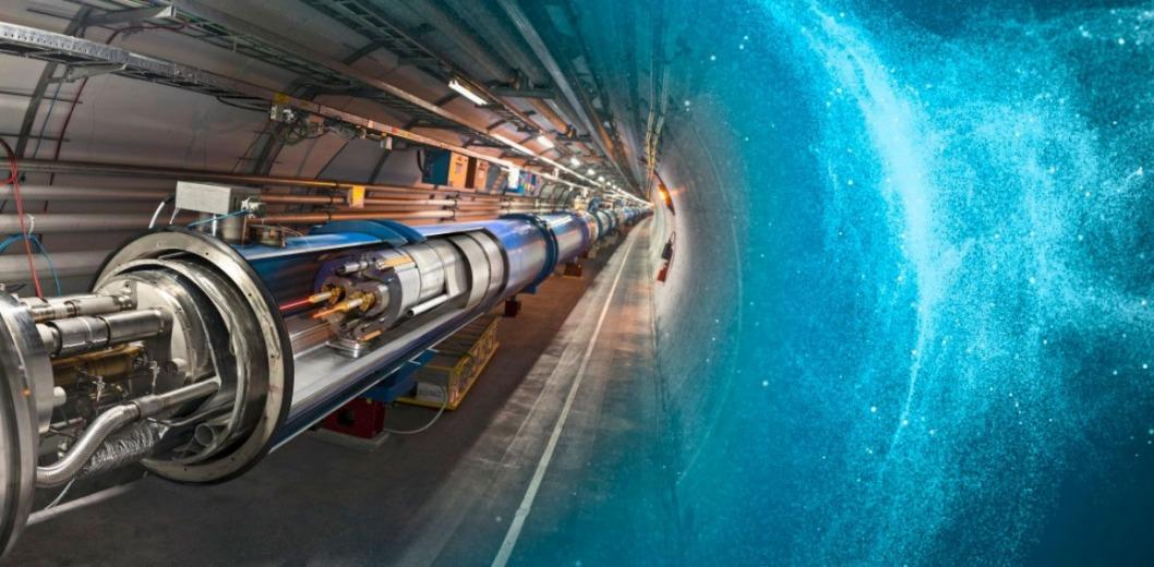 Ученый из Днепра несколько лет работает на Большом адронном коллайдере