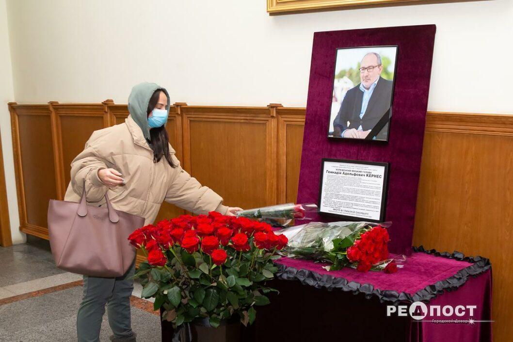 Стало известно, где похоронят Геннадия Кернеса