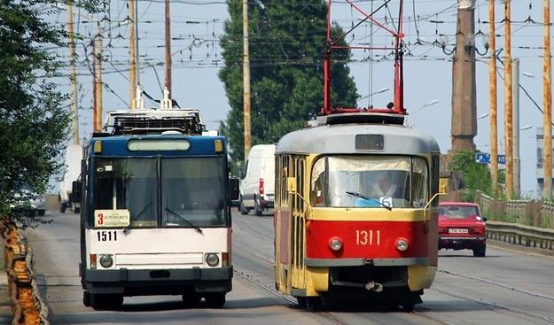 В Днепре изменится движение нескольких маршрутов городского электротранспорта