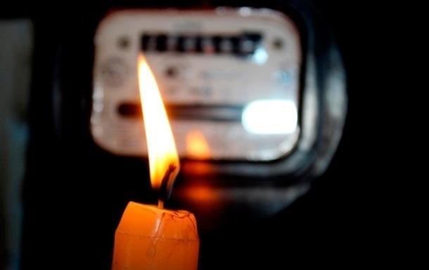 В Днепре в нескольких районах в субботу не будет света