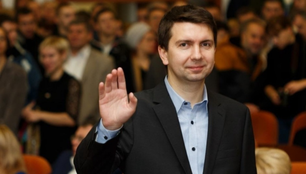 Днепровские депутаты избрали нового секретаря горсовета | Відкритий
