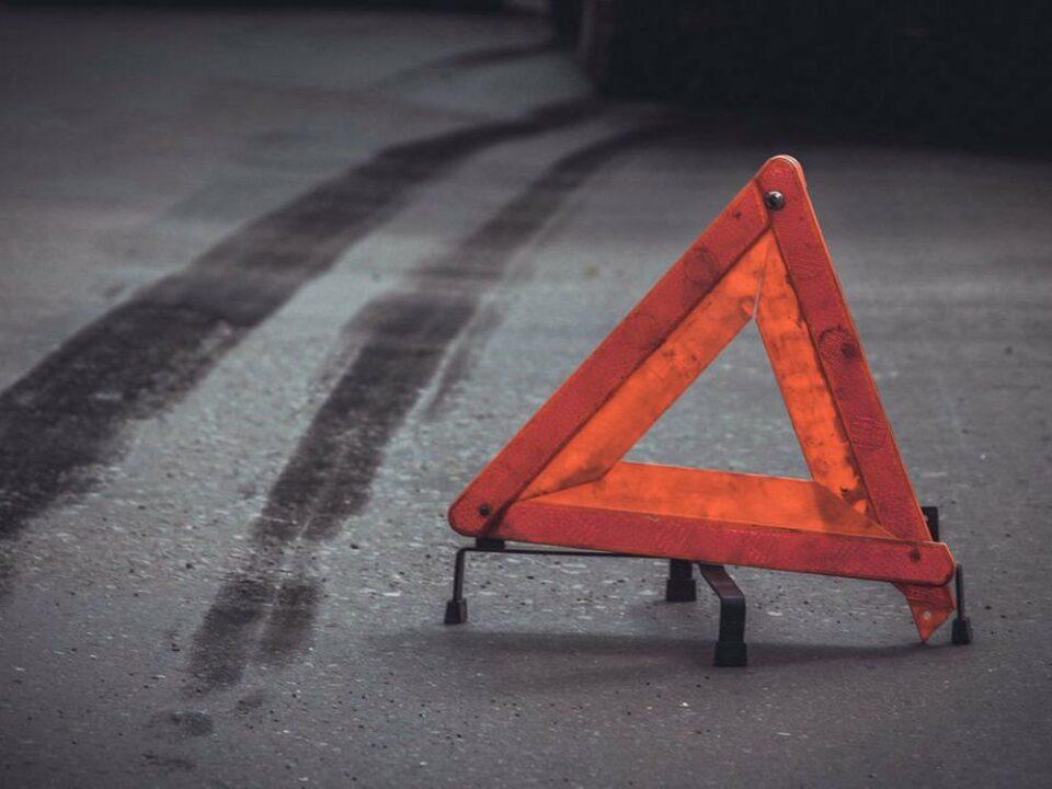 Помогите опознать: на Днепропетровщине водитель насмерть сбил пенсионера и сбежал (18+)