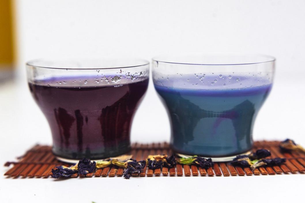 Синий Анчан и пуэр в мандарине: 5 необычных видов чая, которые можно попробовать в Днепре