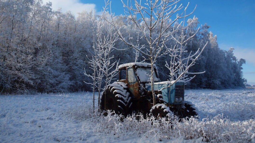 В хозяйстве пригодится: в Днепре угнали трактор
