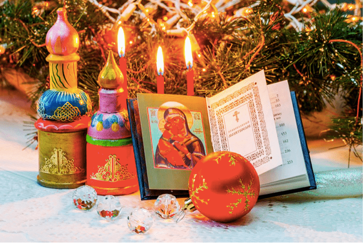 Православное Рождество: почему на столе должно быть 12 блюд и зачем нужен дидух