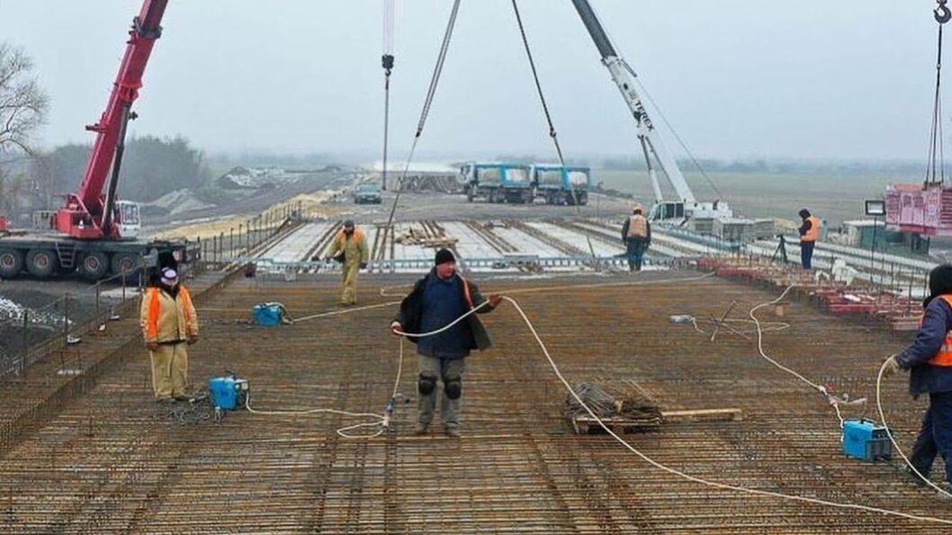 Мост и 2-уровневая развязка: как строят трассу, которая соединит Днепр и Киев