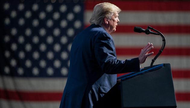 В США палата представителей Конгресса объявила импичмент президенту Трампу