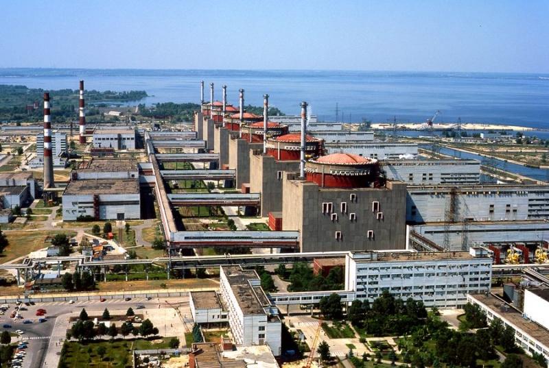 На Запорожской АЭС запустили все энергоблоки