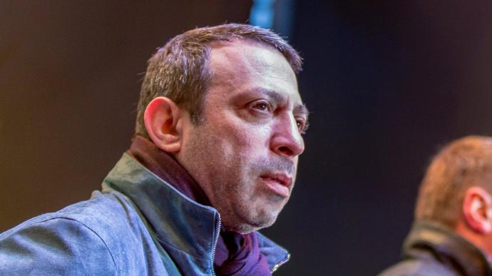 Геннадий Корбан прокомментировал гибель своего сына в пригороде Днепра