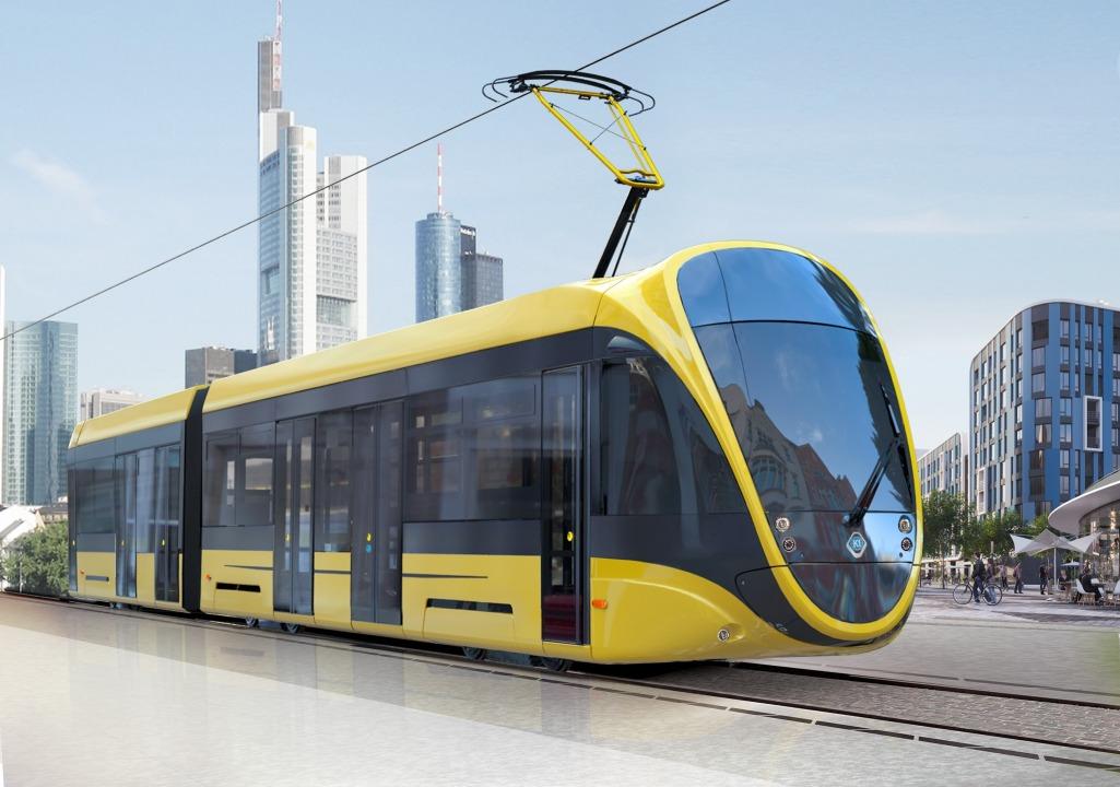 В Днепре будут делать трамваи для Киева