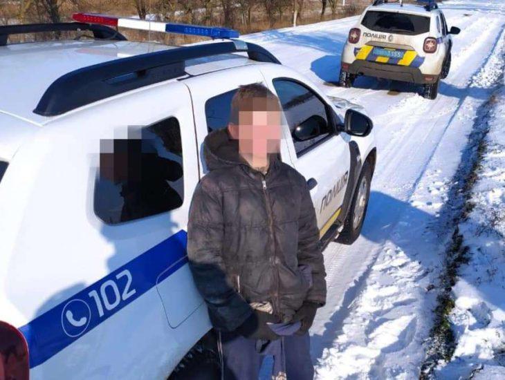 Ушёл к другу и не вернулся: возле Никополя искали 13-летнего мальчика