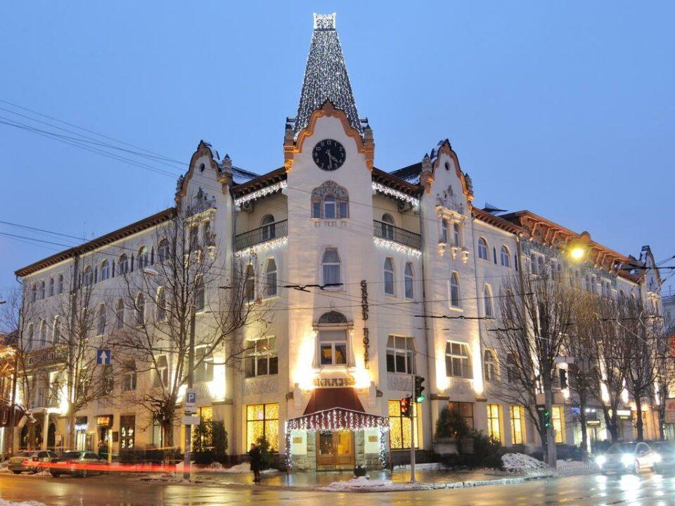 Как в Днепре выглядели улица Короленко и дом Хренникова в 1937 году (ФОТО)