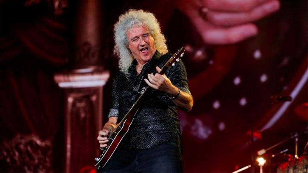 Гитарист Queen Брайан Мэй выпустил духи, которые пахнут барсуком
