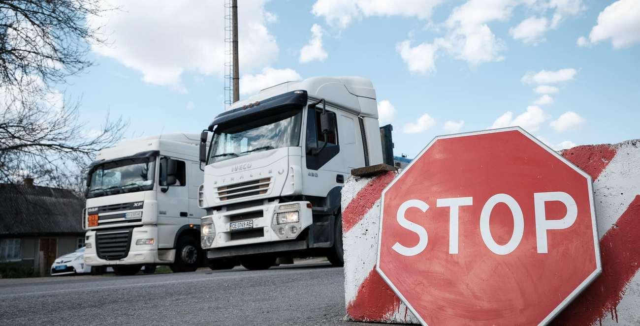 В Днепре на семи улицах могут запретить движение грузовиков