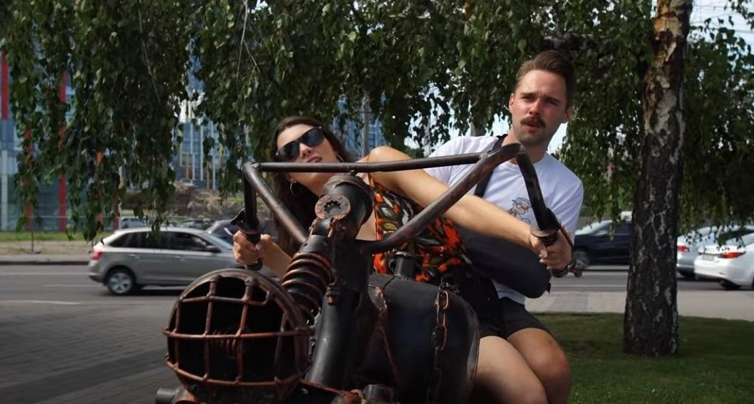 Британские журналисты сняли передачу про Днепр