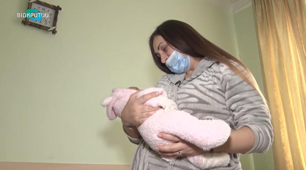 Подарок под елку: сколько детей родилось на Днепропетровщине в новогодние праздники