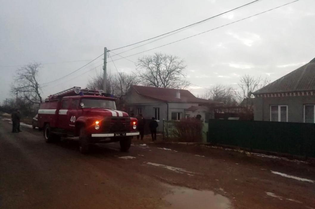На Днепропетровщине новогодние гуляния обернулись смертью местного жителя