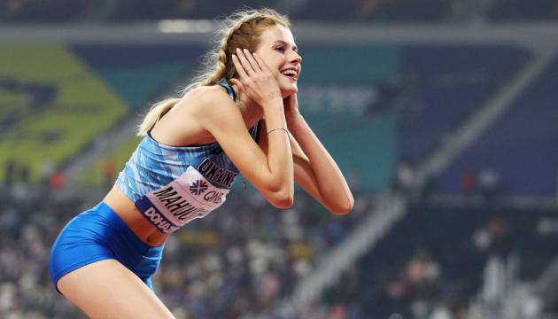Днепровская легкоатлетка Ярослава Магучих стала победительницей турнира «Рождественские старты»