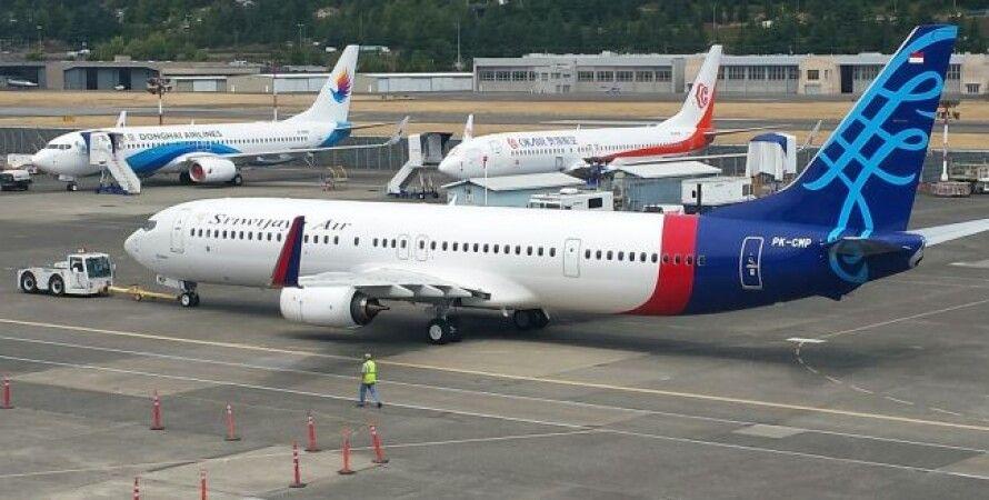 Крушение самолёта в Индонезии: украинцев на борту не было
