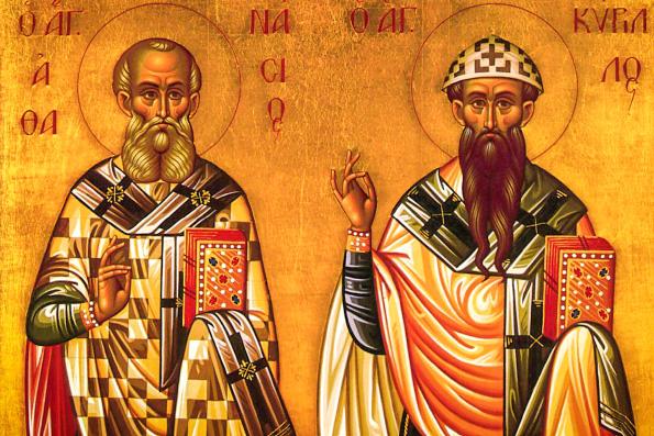 Afanasij i Kirill