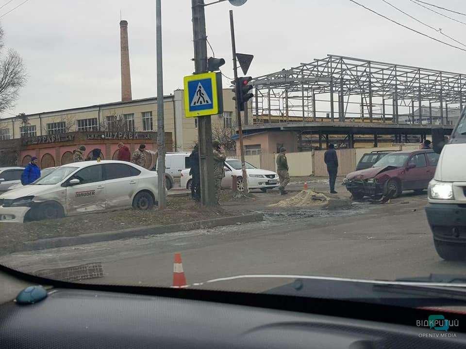 DTP s devochkoj v Novomoskovske
