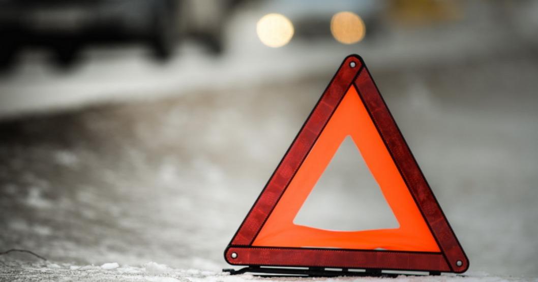 В Днепре на проспекте Богдана Хмельницкого водитель легковушки сбил пенсионера