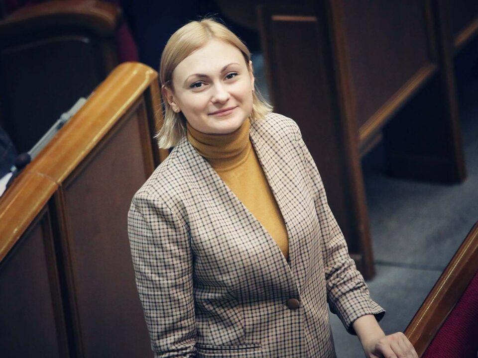 Evgeniya Kravchuk