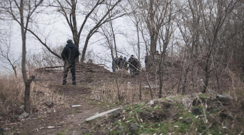 В Днепре обнаружили труп утонувшего мужчины