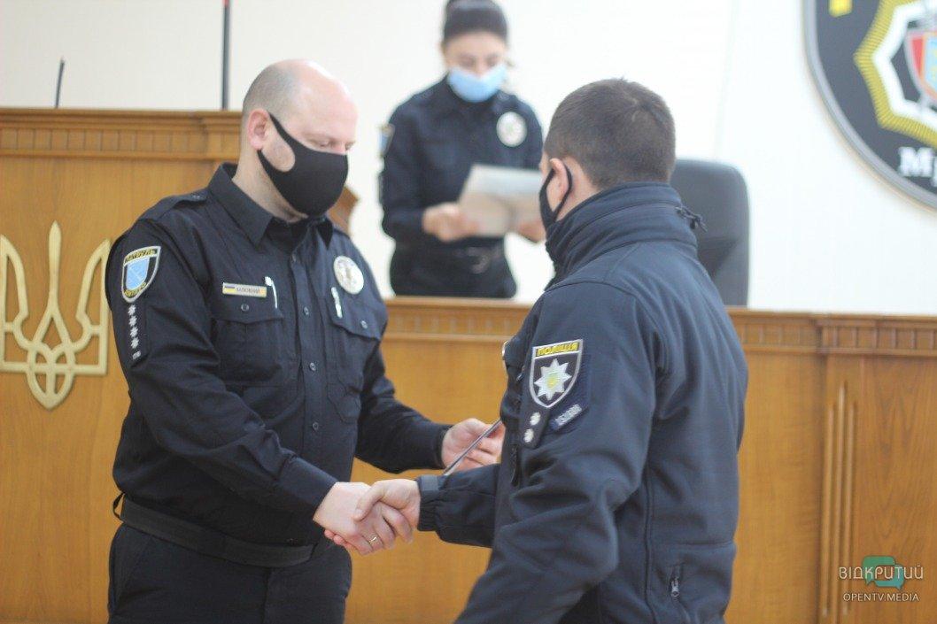 Патрульной полиции 5 лет: в Днепре наградили лучших стражей порядка (ФОТОРЕПОРТАЖ)