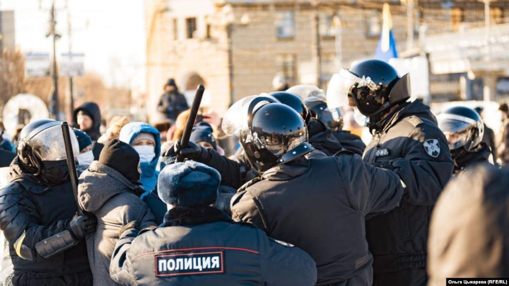 Mitingi za Navalnogo 1