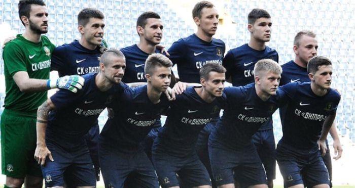 Футболисты СК «Днепр-1» вернулись из зимнего отпуска