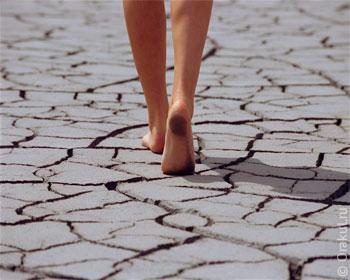 В центре Днепра голая девушка устроила физкультминутку (ВИДЕО 18+)