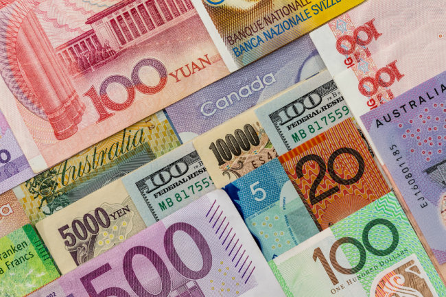 Актуальный курс валют на 4 января