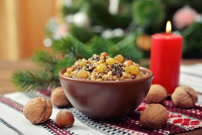 ТОП-5 рецептов приготовления кутьи на Рождество