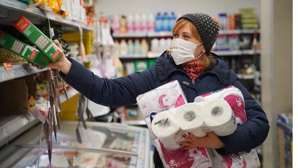 Во время локдауна в супермаркетах запретят продажу некоторых товаров