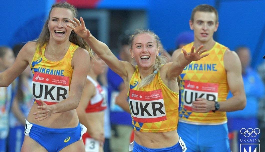 Трое днепровских легкоатлетов по итогам года признаны лучшими в Украине