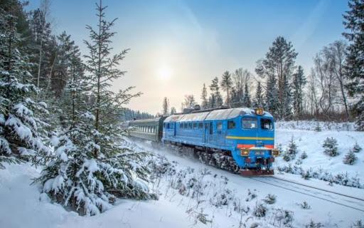 «Укрзалізниця» пустит дополнителье поезда на рождественские праздники