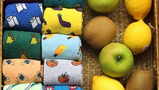 В отделе солений: овощные киоски Днепра продают носки