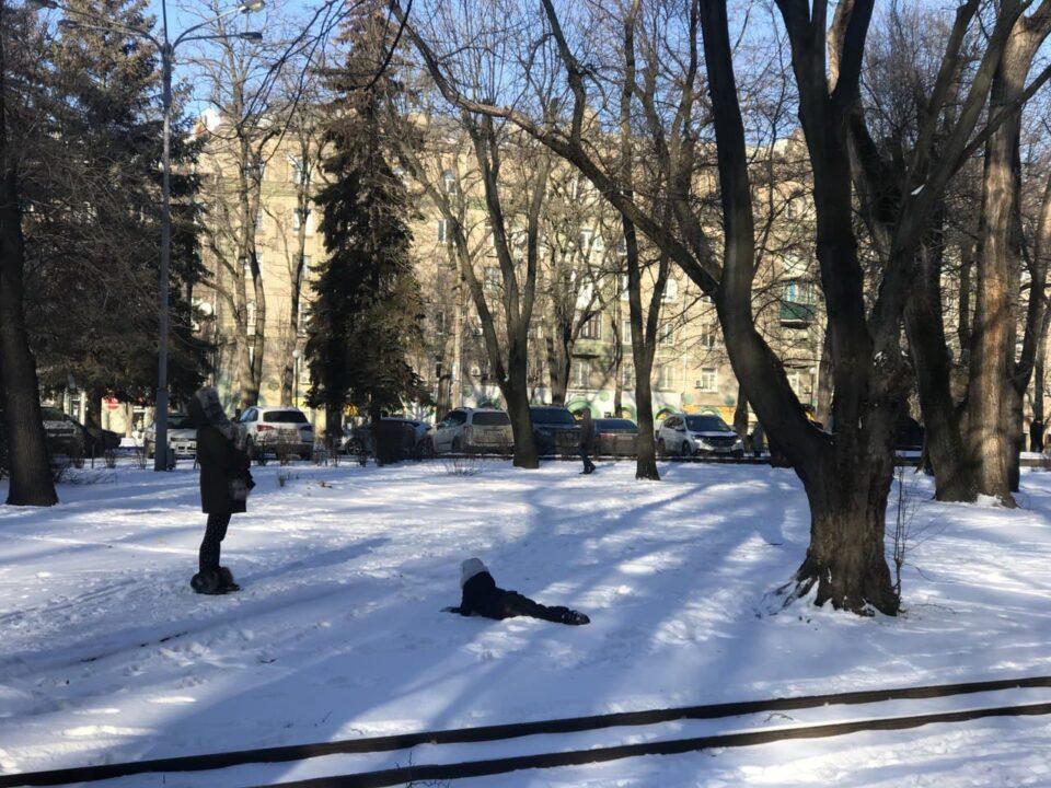 Park bez utok 2