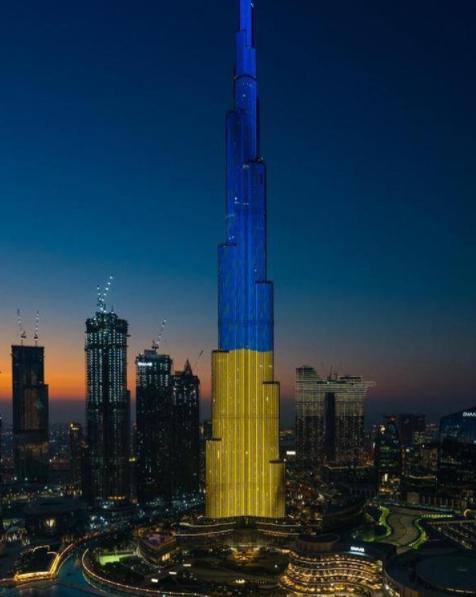 828-метровый небоскреб бурдж халифа квартиры в турции