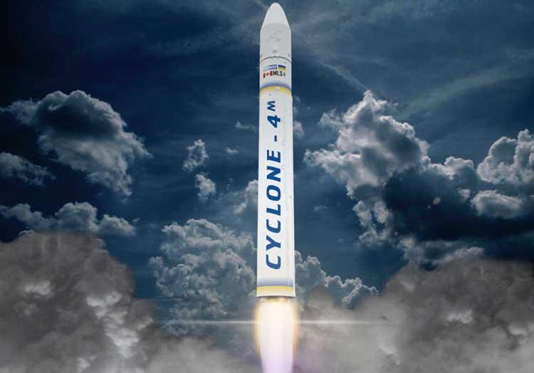 Start yuzhmashevskoj rakety