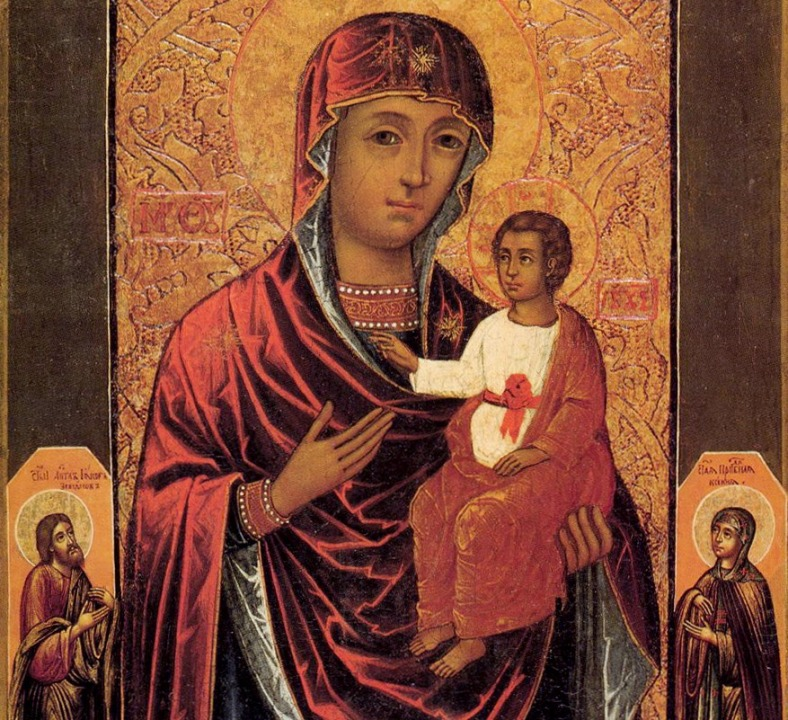 Vilenskaya ikona Bozhiej Materi 1