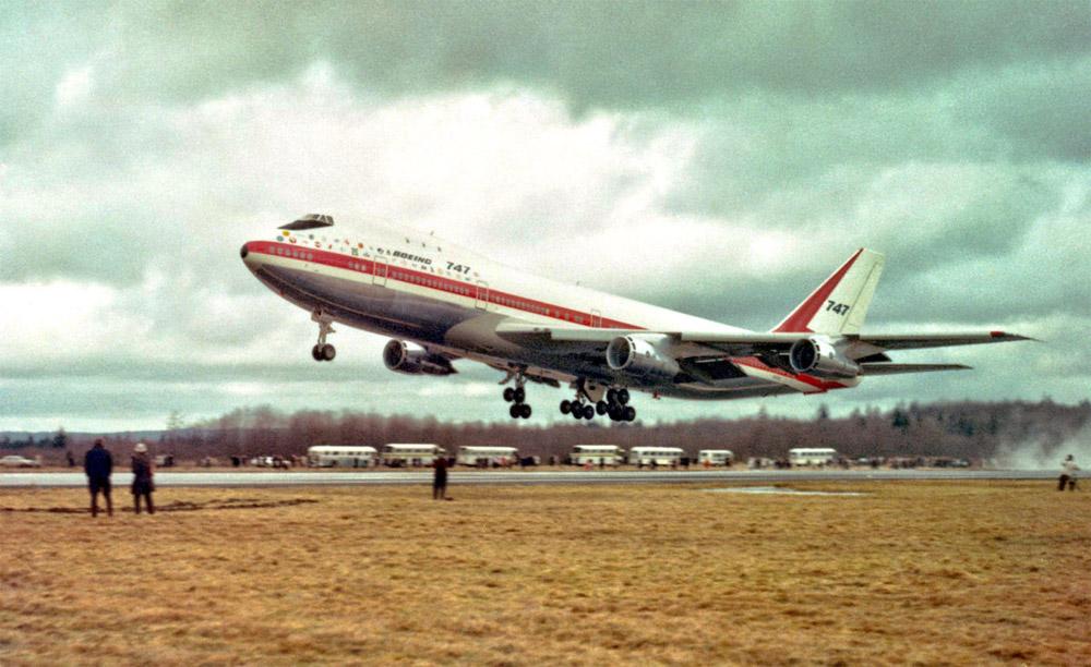 boeing747 first flight1969 2